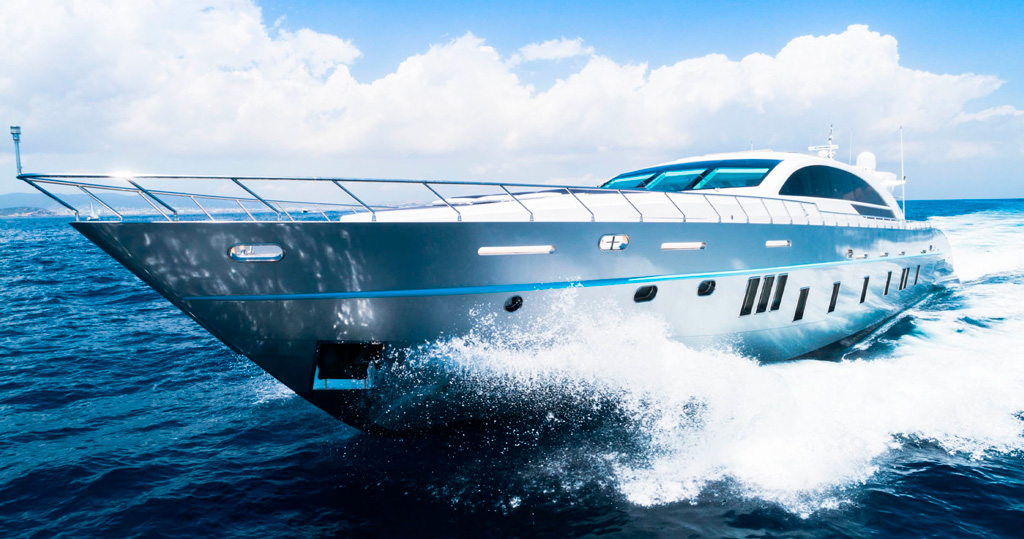 Megayachts when size does matter Mangusta 131